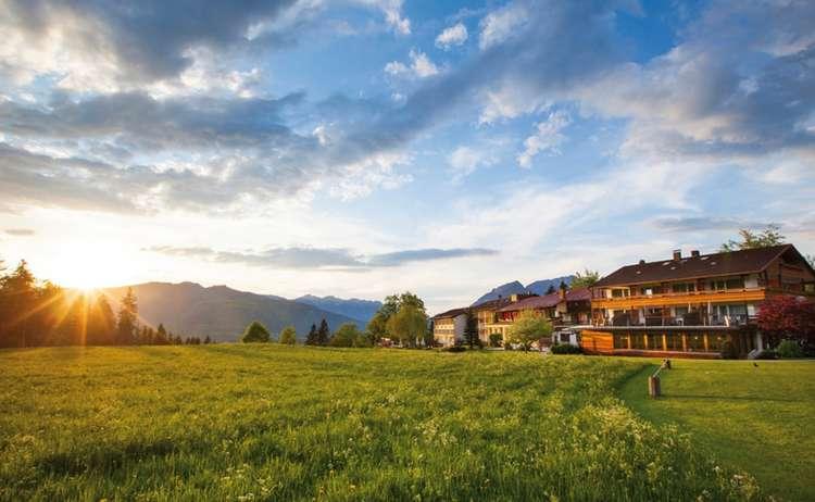 Alm Wellnesshotel Alpenhof Koenigssee Alpencongress