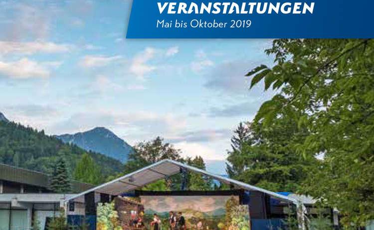 Alpencongress Veransatltungen Fruehjahr 2019