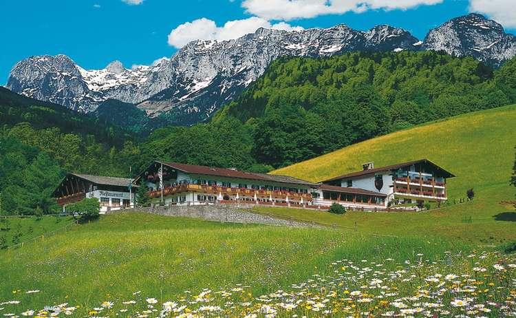 Berghotel Rehlegg Ramsau Alpencongress Berchtesgaden