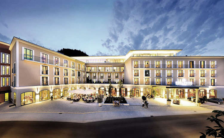 Hotel Edelweiss Alpencongress Manipulated