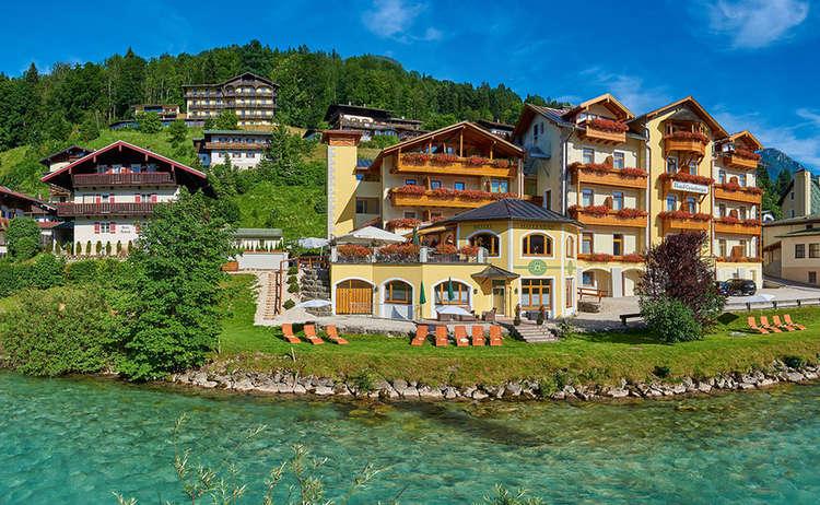 Hotel Gruenberger Alpencongress Berchtesgaden