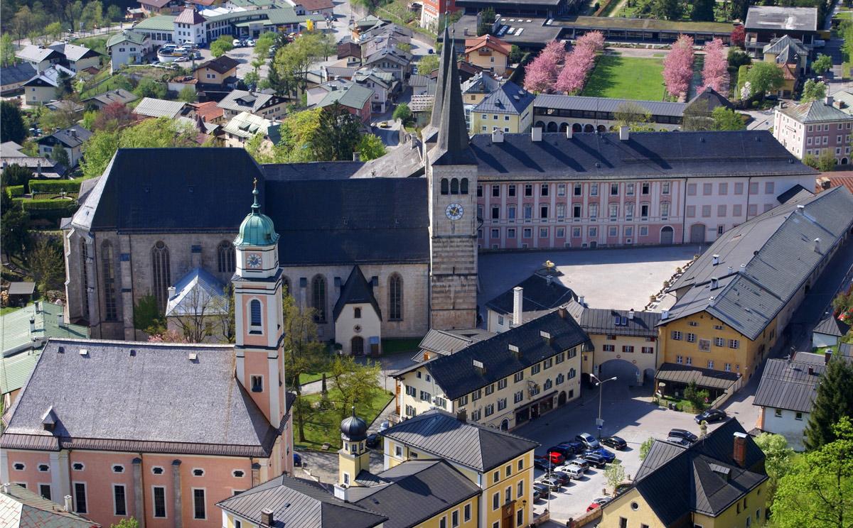 Koenigliches Schloss Berchtesgaden 11