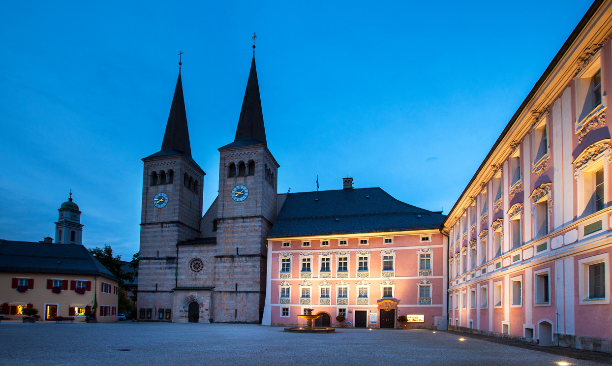 Koenigliches Schloss Berchtesgaden 17