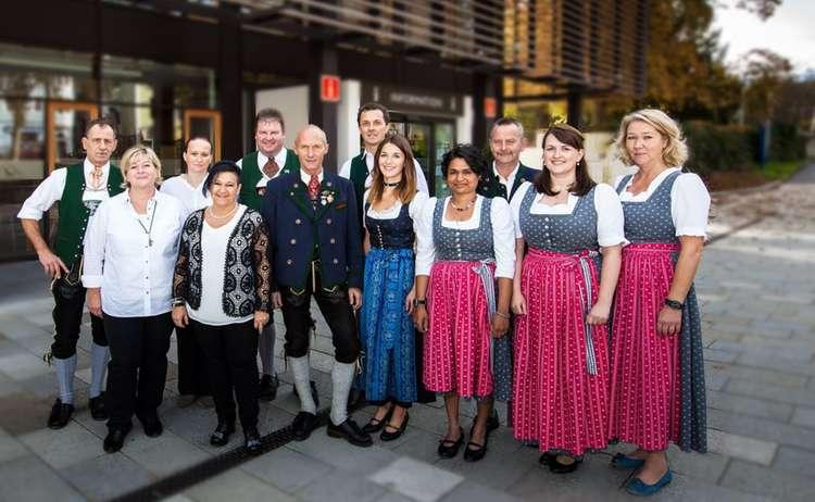 Das AlpenCongress Team