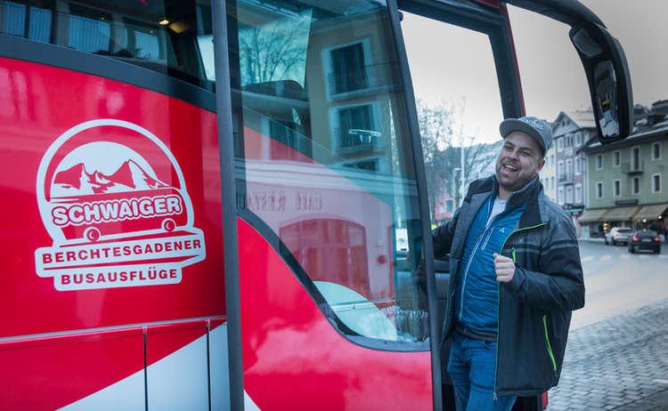 Tourismuscamp Berchtesgaden Rahmenprogramm