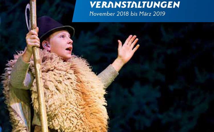 Veranstaltungsprogramm Alpencongress Berchtesgaden